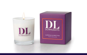 DL Classic Candle Gardenia _ Sweet Pea