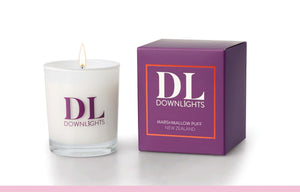 DL Classic Candle Marshmallow Puff