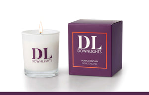 DL Classic Candle Purple Orchid