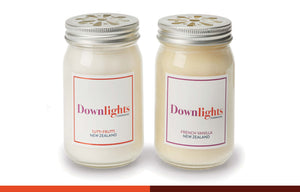 DL Preserve Pair Soy Candles NZ