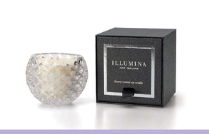 violet-soy-candle-diamond-cut