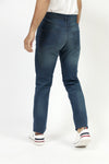 Blue Faded Wash Jeans
