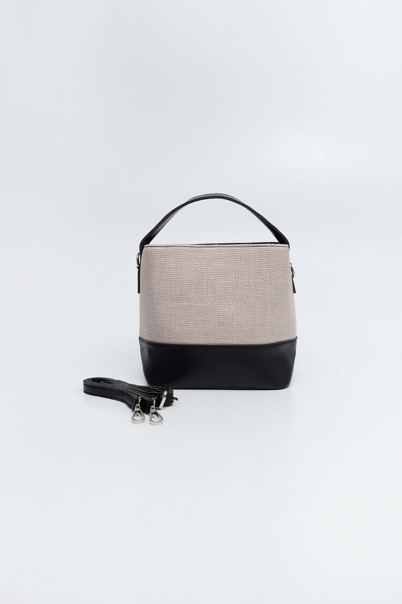 Black & White Bag