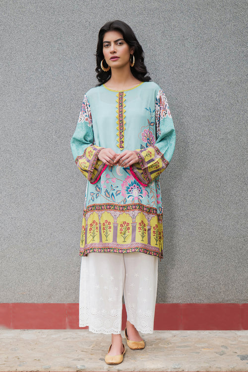 Floral Delight Kurti