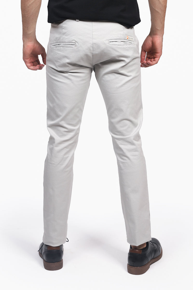Clay Color Chinos