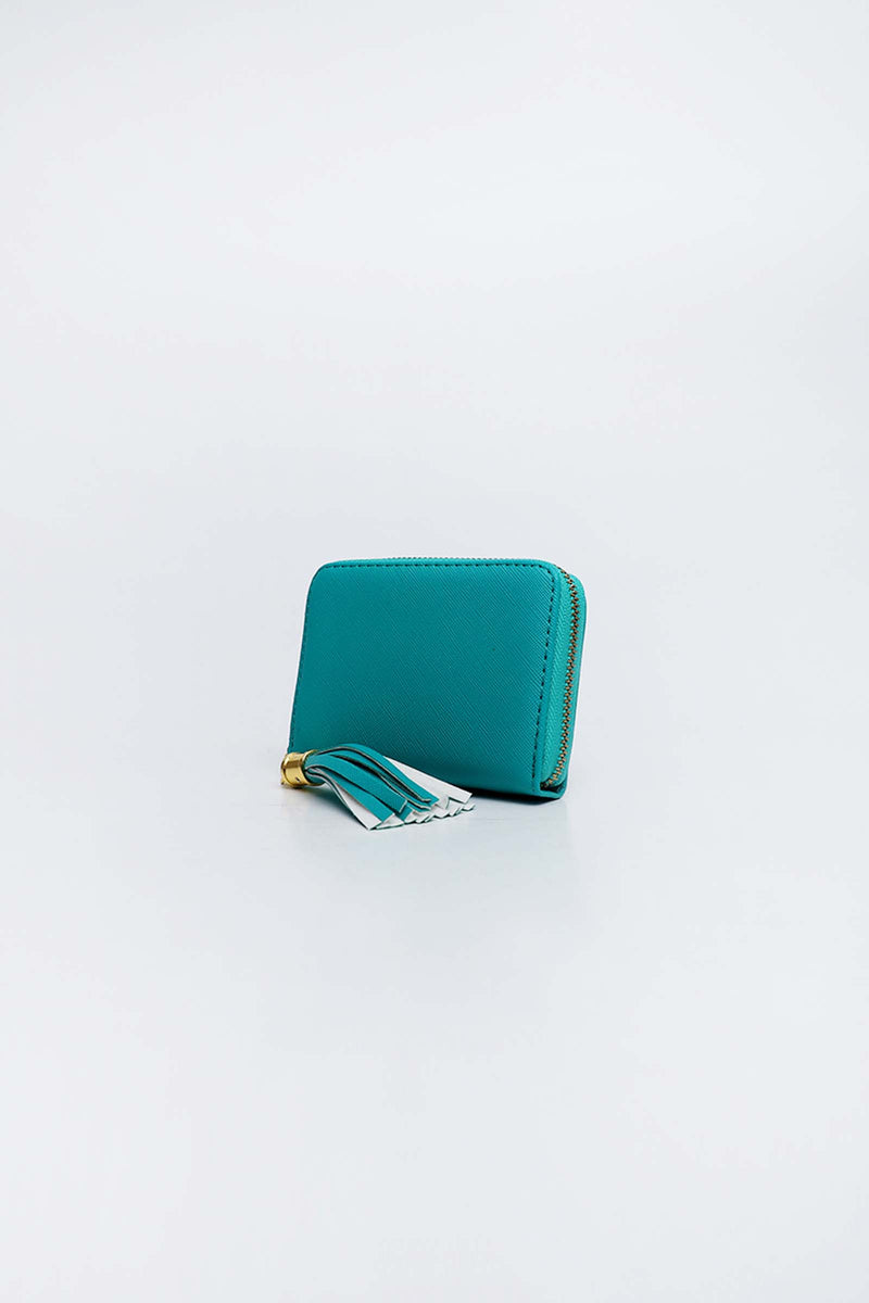 Sea Green Wallet