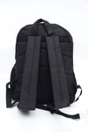 Front Pocket Black Backpack