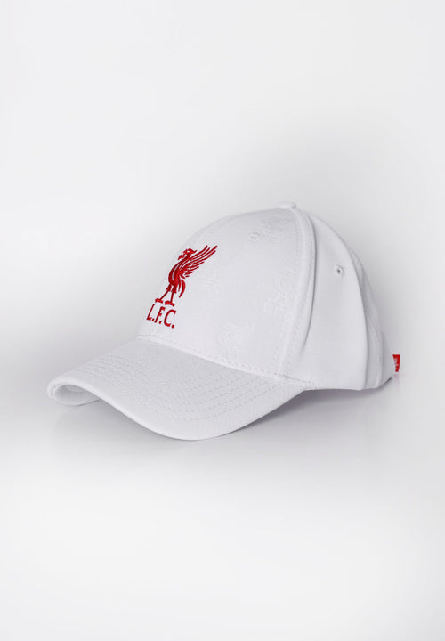 White Liverpool Cap