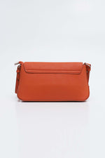 Orange Long Strap Bag
