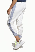 White & Grey Trouser