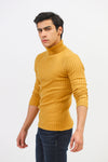 Yellow Turtleneck