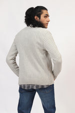 Skin Zipper Sweater