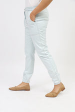 Jogger Jeans With Side Pockets