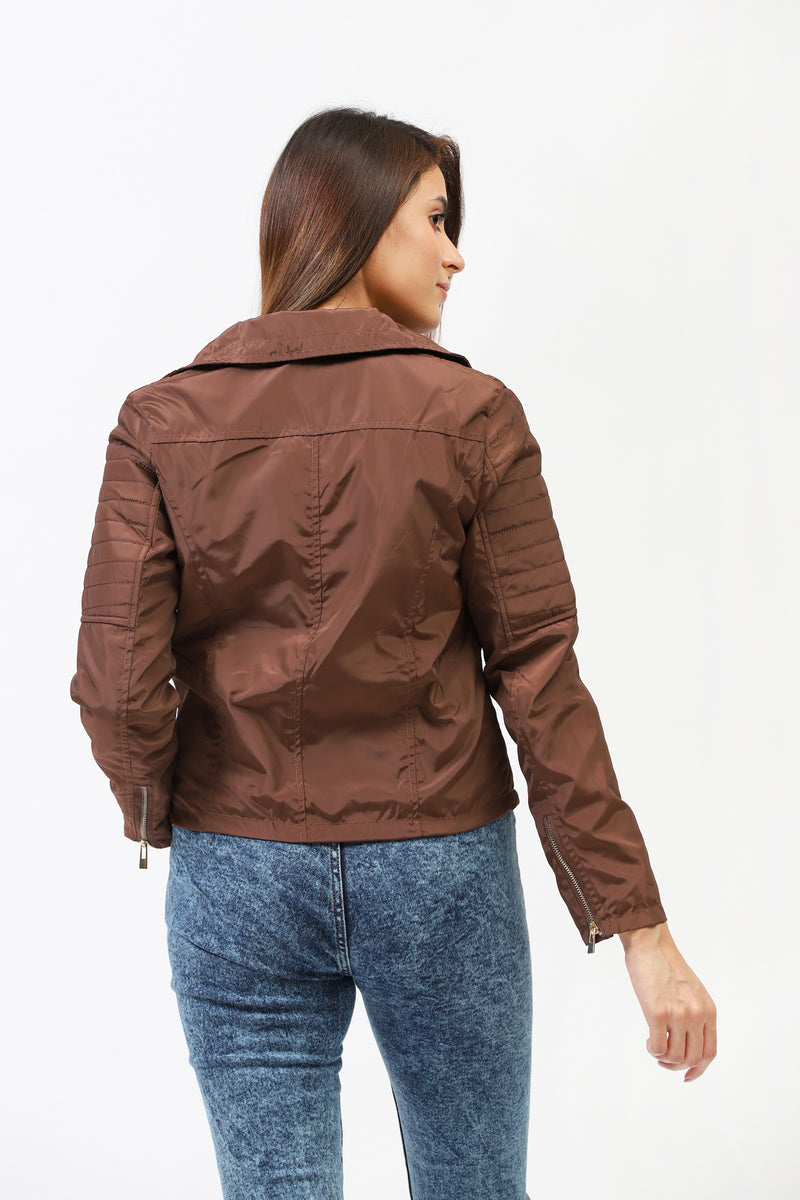 Parachute Side Zip Jacket
