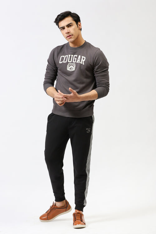 Grey Cougar Sweatshirt