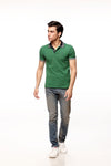 Emerald Green Polo