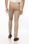 Light Khaki 5-Pocket Pants