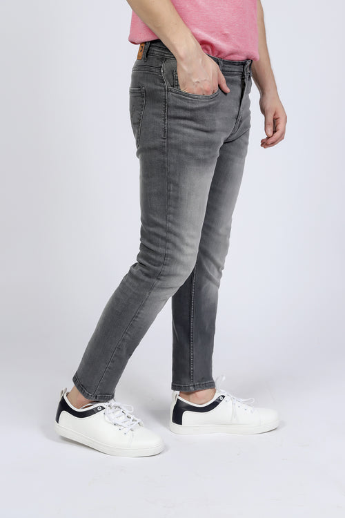 Faded Grey Jeans