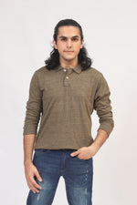 Rustic Brown Polo