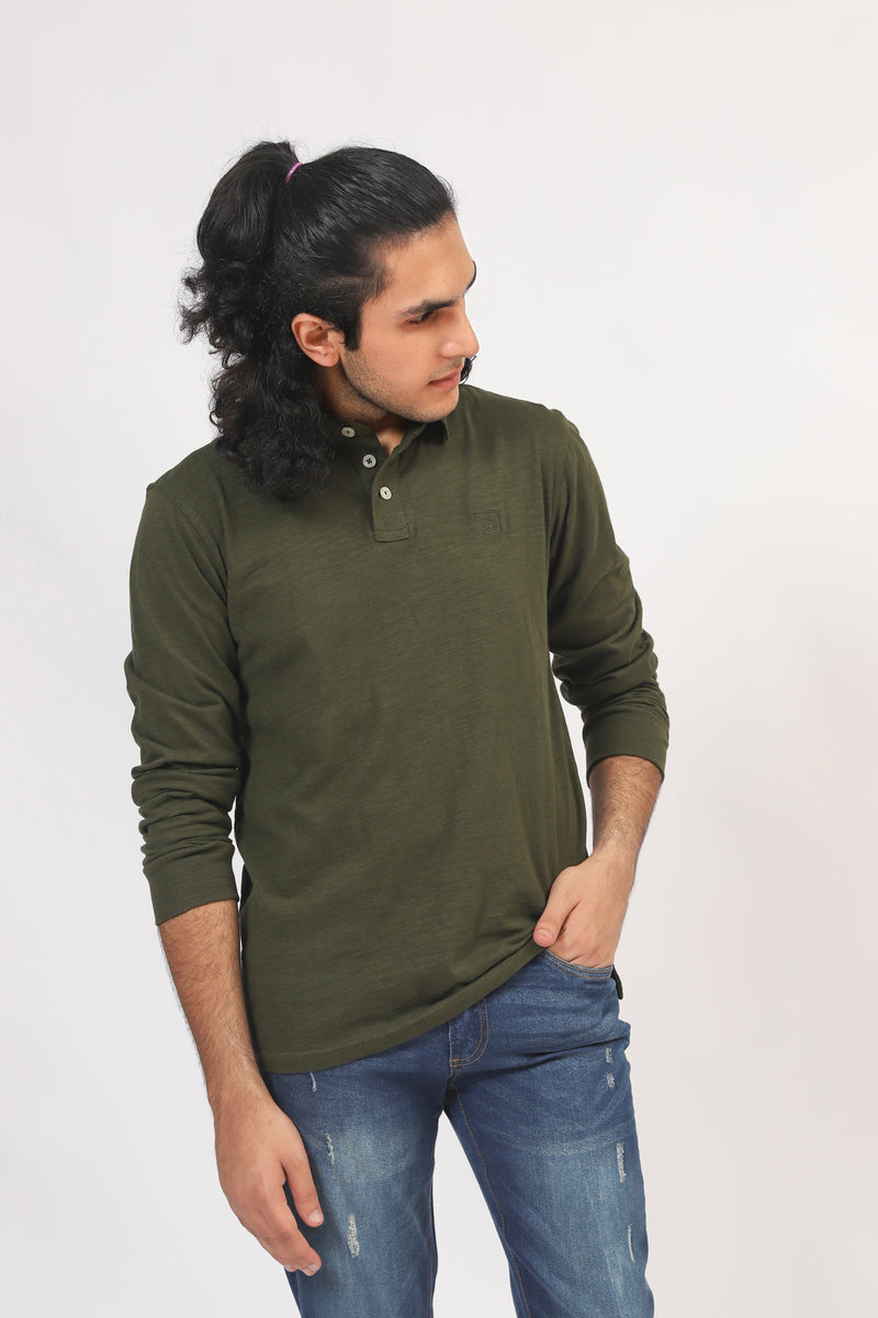 Olive Polo