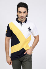 Multi-Colored Polo