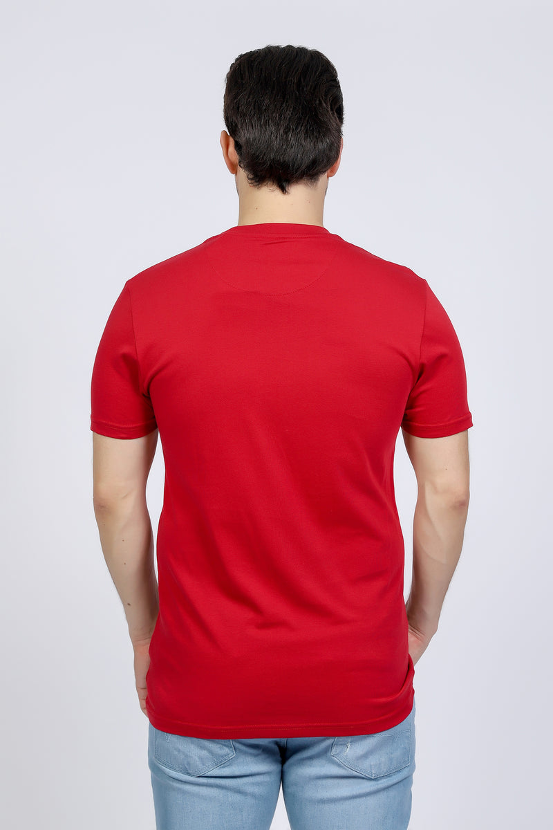 Red Sunny T-Shirt
