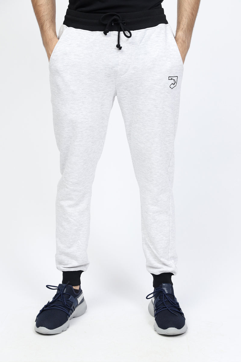Heather Grey Trouser