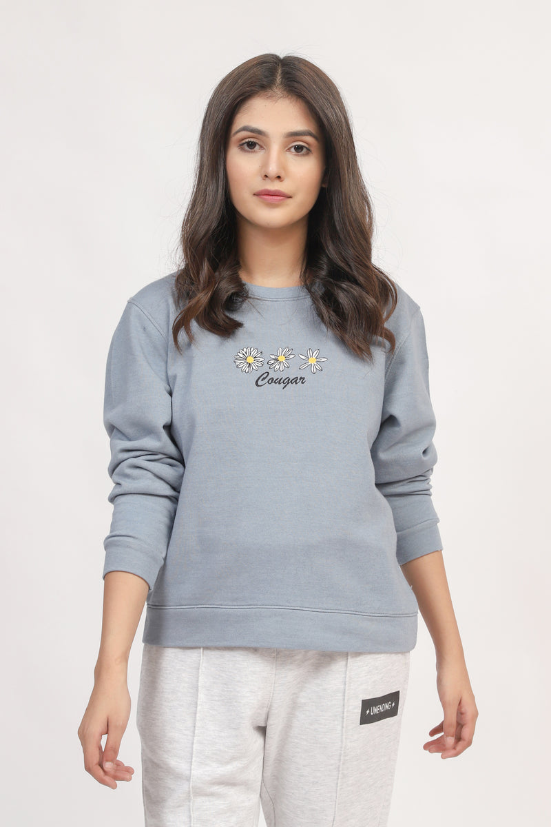 Daisy Flowers Sweatshirt