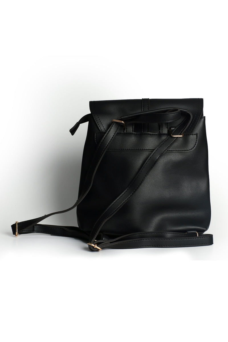 Black Tassel Bag