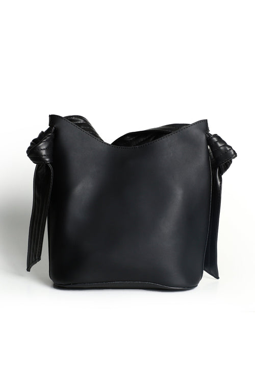 Black Pouch Bag