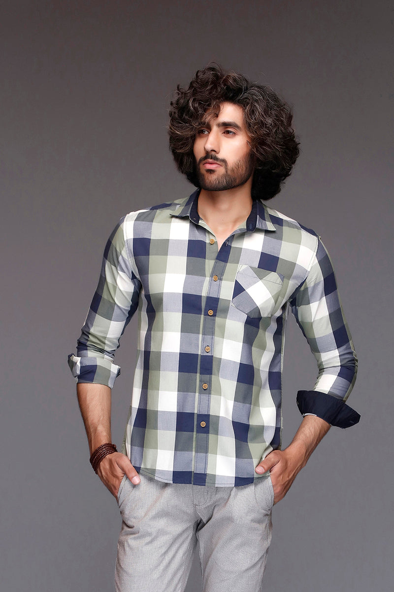 Greenwich Checked Shirt