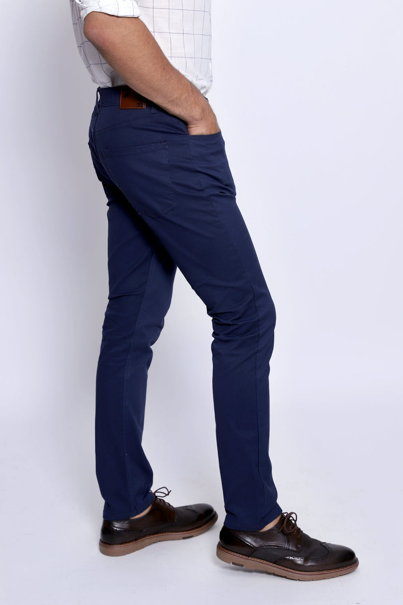 Ink Blue Chinos