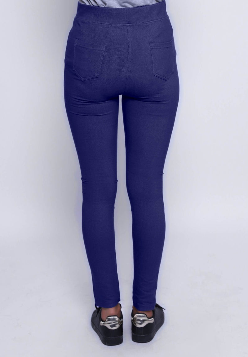 Navy Blue Jeggings