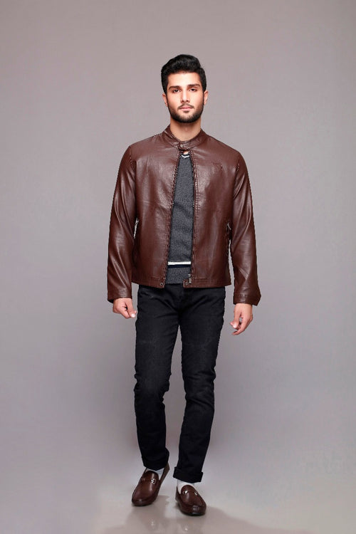 Umber Brown Jacket