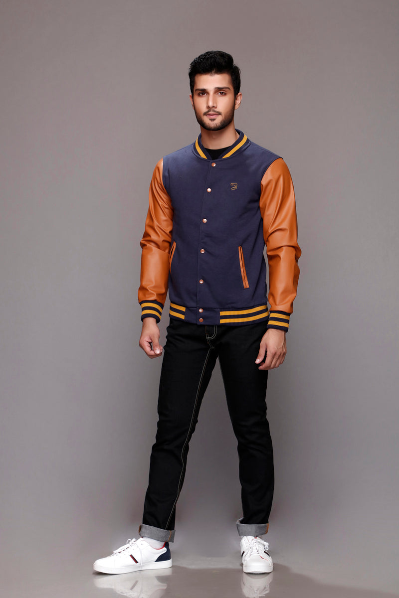Striking Navy Jacket