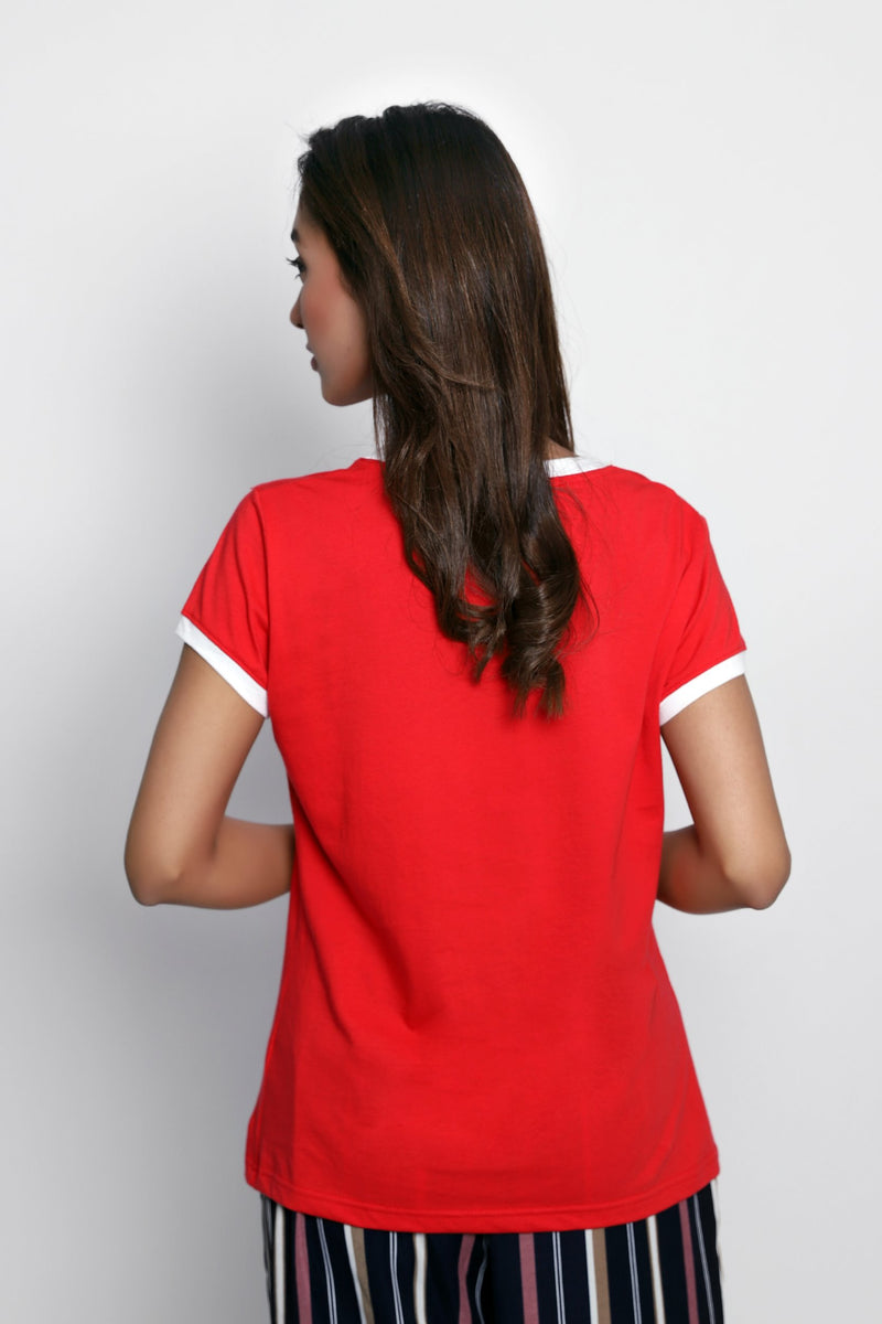 Red Favorite T-Shirt