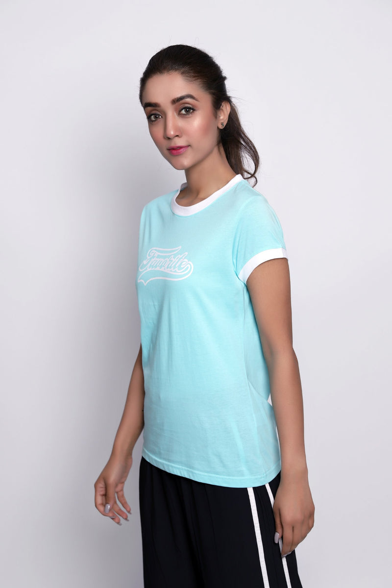 Blue Favorite T-Shirt
