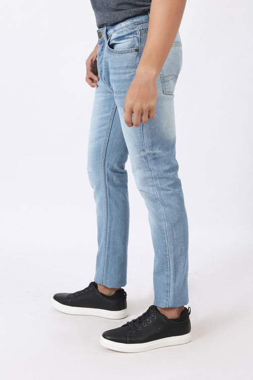 Sky Washed Jeans