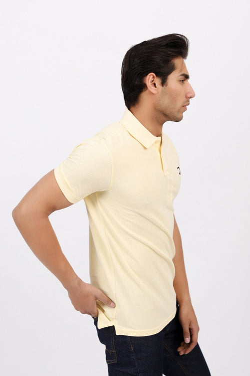 Mythic Yellow Polo Shirt