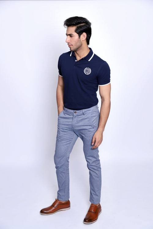Hale Navy Polo