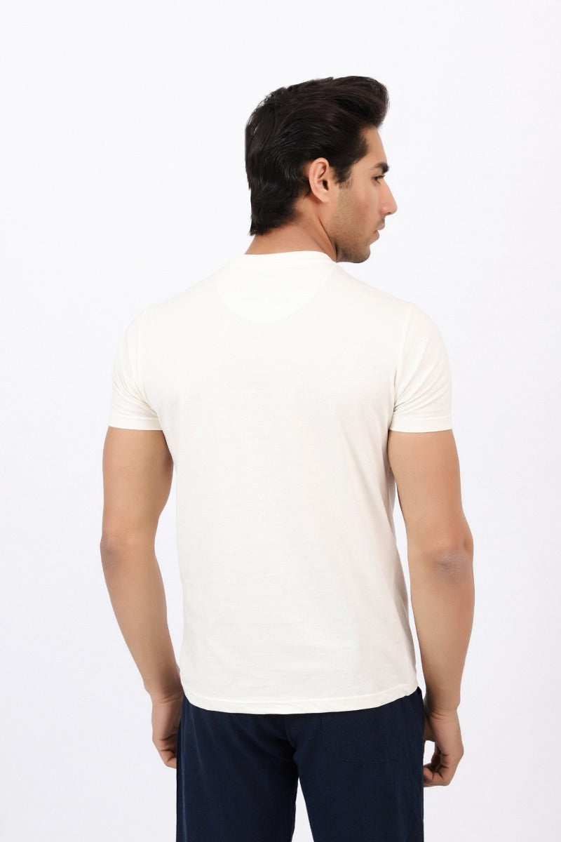 Core White T-Shirt