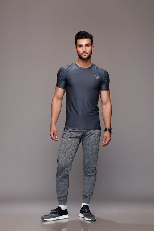 Siver Grey T Shirt
