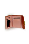 Pink Square Wallet