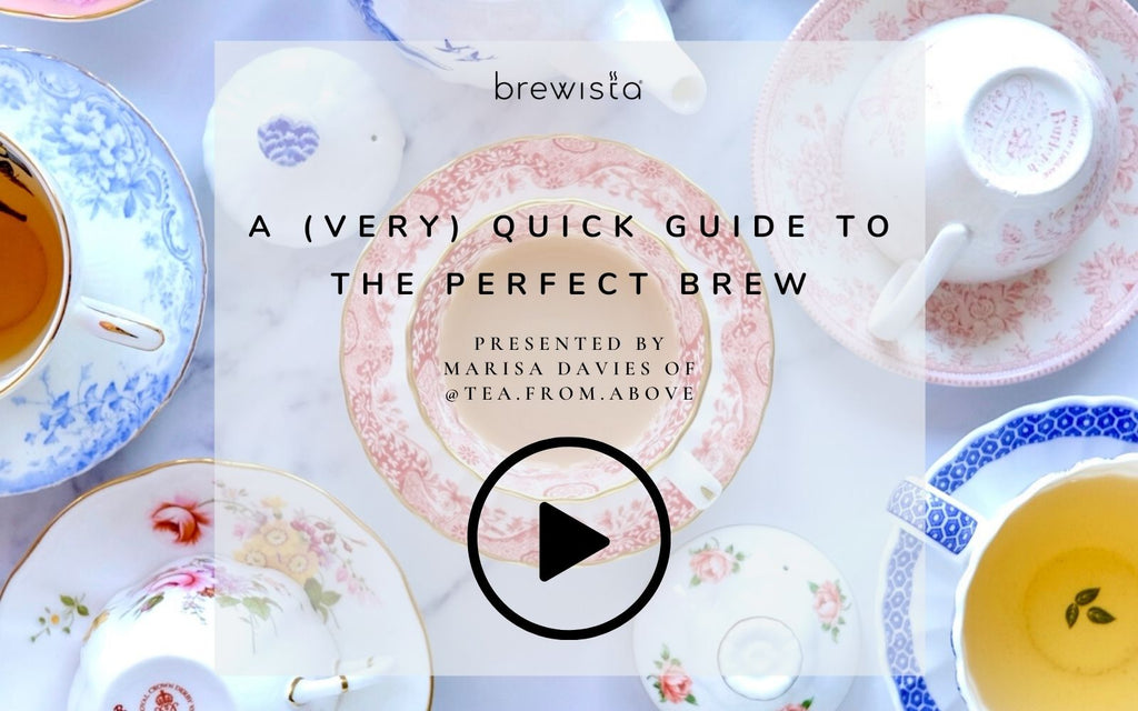 A (Very) Quick Guide To The Perfect Brew