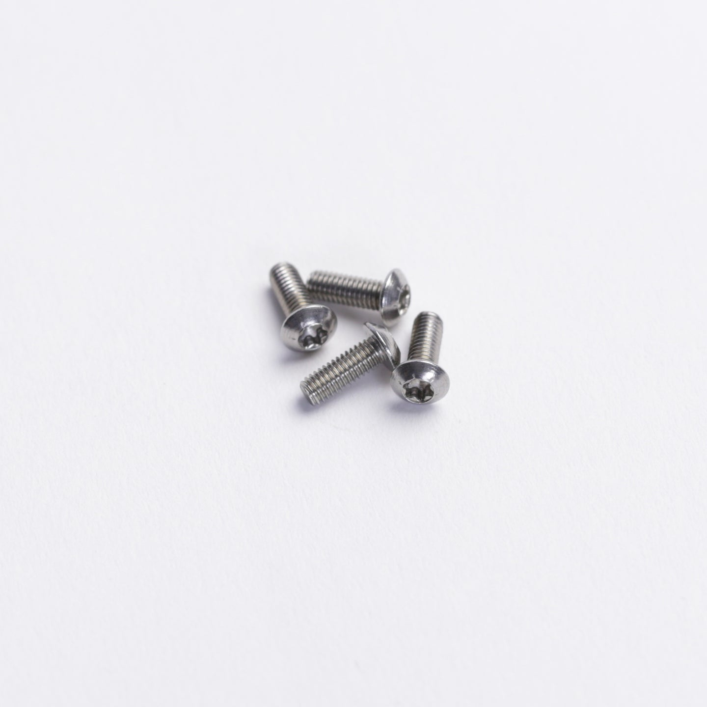 Side Panel Screw Set - Stainless Steel