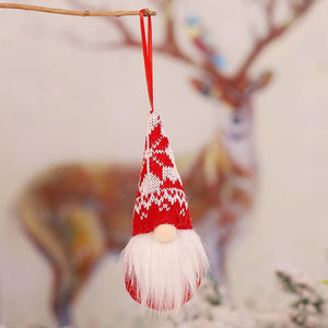 Christmas Tree Hanging Ornaments