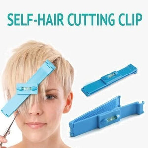 Self-Hair cutting Clip