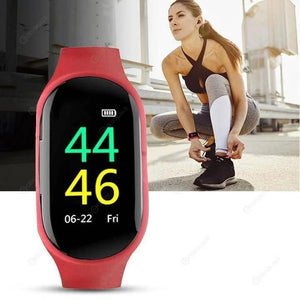 2 In 1 Smart Watch with Bluetooth Earphone