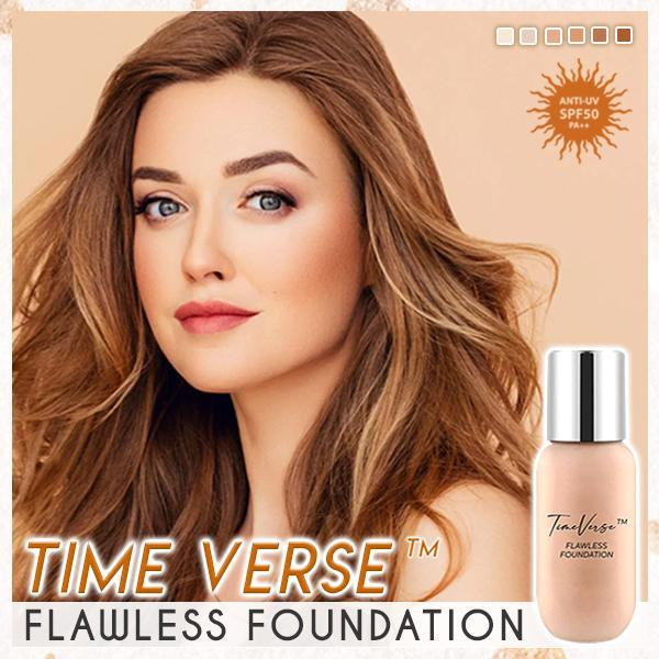 TimeVerse™ Flawless Foundation