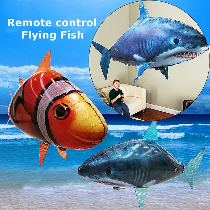 RC Flying Fish-Creative Party Decoration